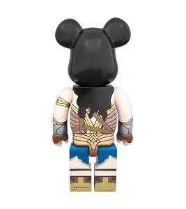Bearbrick Wonder Woman 400% Beige - Фото №2