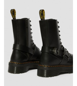 Ботинки Dr. Martens JADON HI SMOOTH LEATHER STUDDED PLATFORM BOOTS - Фото №2