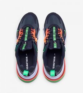 Кроссовки Nike Air Max 270 Worldwide Black - Фото №2