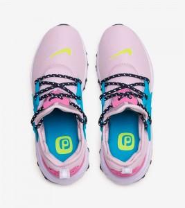 Кроссовки Nike React Presto Lemon Venom - Фото №2