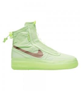 Кроссовки Nike Air Force 1 Shell Volt W