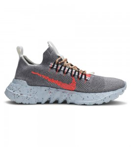 Кроссовки Nike Space Hippie 01 This Is Trash - Фото №2