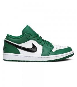 Кроссовки Air Jordan 1 Low Pine Green