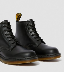 Ботинки Dr. Martens 101 SMOOTH LEATHER ANKLE BOOTS - Фото №2