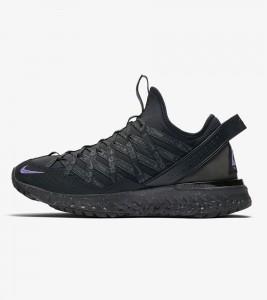 Кроссовки Nike ACG React Terra Gobe Black