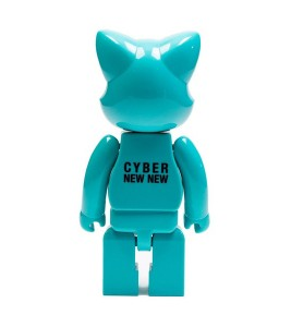 Medicom Cyber New New Another Demension Nyabrick 400% - Фото №2