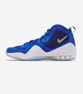 "Кроссовки Nike Air Penny V ""Blue Chips"""