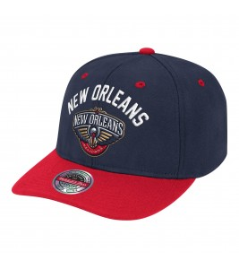 Arco Classic Red Snapback New Orleans Pelicans