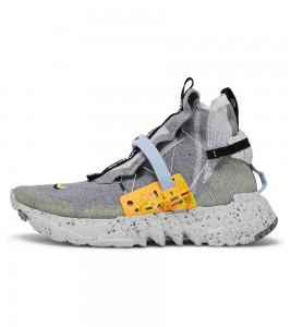 Кроссовки Nike Space Hippie 03 Grey Volt