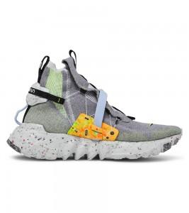 Кроссовки Nike Space Hippie 03 Grey Volt - Фото №2