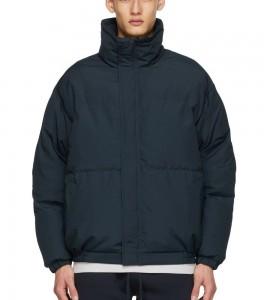 Куртка Пуховик Fear of God ESSENTIALS x SSENSE Puffer Jacket Navy - Фото №2