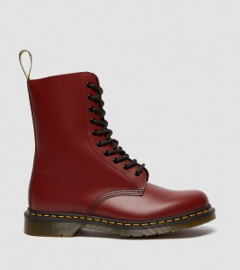 Ботинки Dr. Martens 1490 SMOOTH LEATHER MID CALF BOOTS