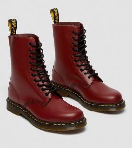 Ботинки Dr. Martens 1490 SMOOTH LEATHER MID CALF BOOTS - Фото №2