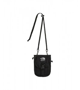 Сумка Supreme х The North Face RTG Utility Pouch Black