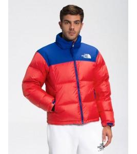 Куртка The North Face 1996 Retro Nuptse Horizon Red / TNF Blue