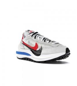 Кроссовки Nike Vaporwaffle sacai Sport Fuchsia Game Royal - Фото №2
