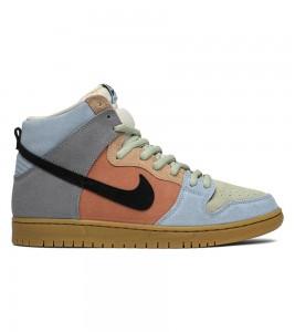 Кроссовки Nike SB Dunk High Spectrum