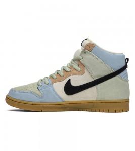 Кроссовки Nike SB Dunk High Spectrum - Фото №2