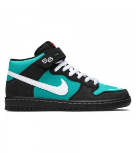 Кроссовки Nike SB Dunk Mid Griffey Freshwater