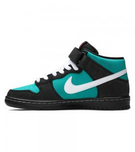 Кроссовки Nike SB Dunk Mid Griffey Freshwater - Фото №2