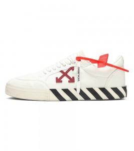Кроссовки Off-White Vulc Sneaker White Violet
