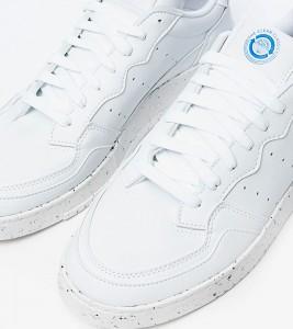 Кроссовки Adidas Supercourt White Royal - Фото №2