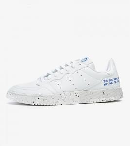 Кроссовки Adidas Supercourt White Royal