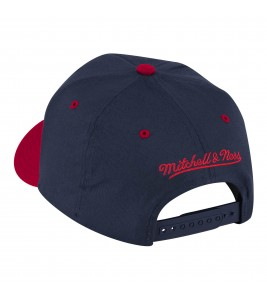 Arco Classic Red Snapback Denver Nuggets - Фото №2