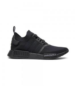 Кроссовки adidas NMD_R1 Primeknit 'Japan Triple Black'