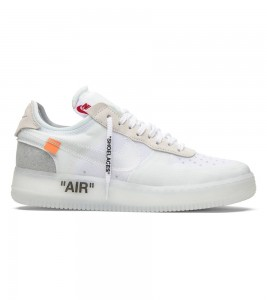 Кроссовки Off-White x Nike Air Force 1 Low The Ten