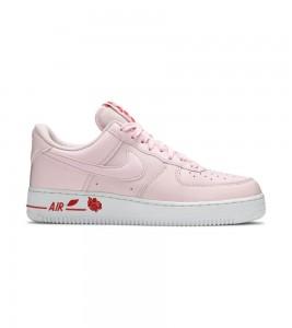 Кроссовки Nike Air Force 1 '07 LX 'Thank You Plastic Bag - Pink Foam'