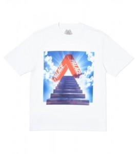 Футболка Palace Tri-Ternity T-Shirt White