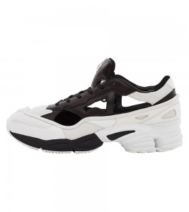 Кроссовки adidas by Raf Simons Replicant Ozweego Black Cream