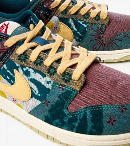 Кроссовки Nike Dunk Low SP Community Garden - Фото №2