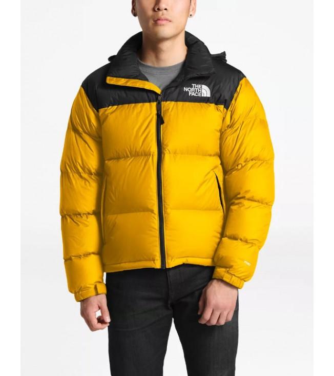 Куртка The North Face 1996 Retro Nuptse Recycled TNF Yellow