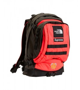 Рюкзак Supreme х The North Face RTG Backpack Bright Red