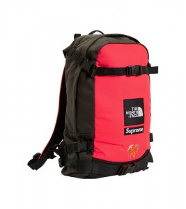 Рюкзак Supreme х The North Face RTG Backpack Bright Red - Фото №2