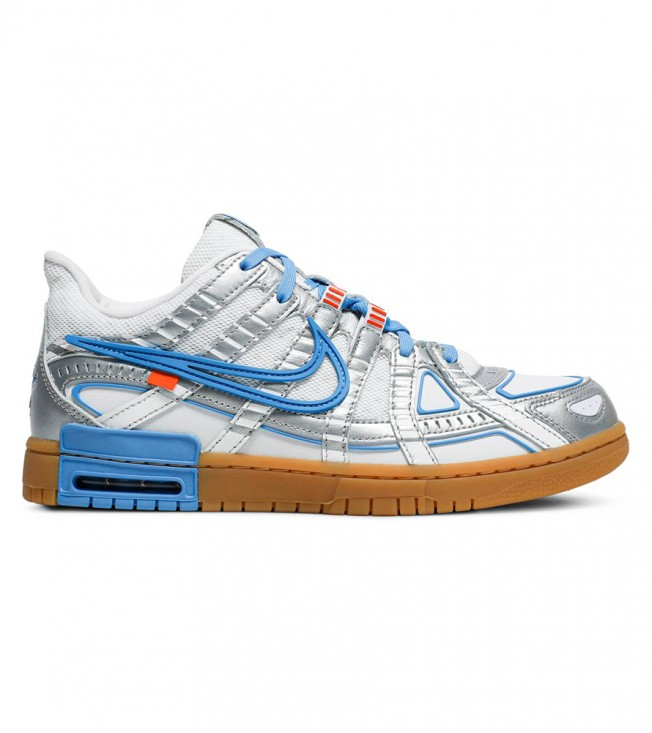Кроссовки Off-White x Nike Air Rubber Dunk UNC