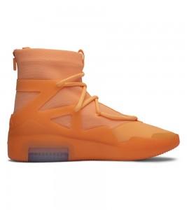 Кроссовки Nike Air Fear Of God 1 'Orange Pulse' - Фото №2
