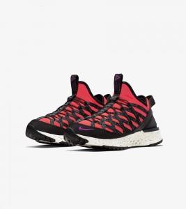 Кроссовки Nike ACG React Terra Gobe Crimson - ???? ?20