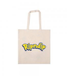 Сумка-шоппер RIPNDIP Catch Em All Tote Bag - Фото №2