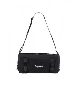 Сумка Supreme Mini Duffle Bag Black