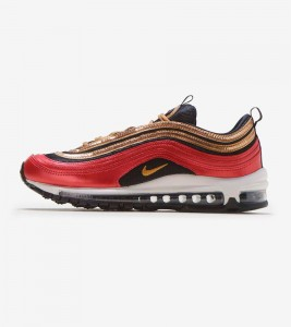 Кроссовки Nike Air Max 97 Red Gold W