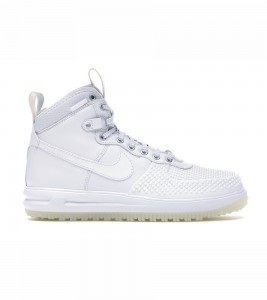Кроссовки Nike Lunar Force 1 Duckboot High White