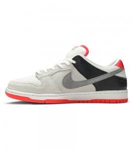 Кроссовки Nike SB Dunk Low AM90 Infrared - Фото №2