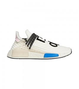 Кроссовки adidas Pharrell x NMD Human Race 'Cream'