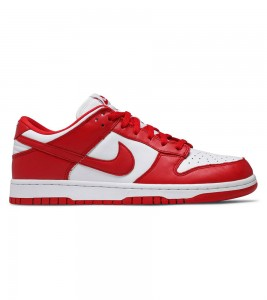 Кроссовки Nike Dunk Low University Red