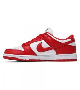 Кроссовки Nike Dunk Low University Red - Фото №2