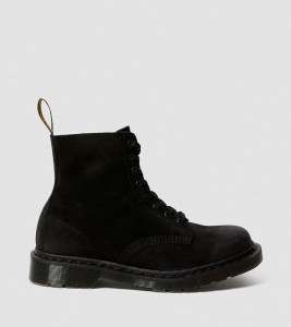 Ботинки Dr. Martens 1460 PASCAL MADE IN ENGLAND TITAN LEATHER BOOTS