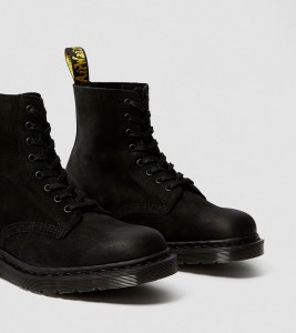 Ботинки Dr. Martens 1460 PASCAL MADE IN ENGLAND TITAN LEATHER BOOTS - Фото №2